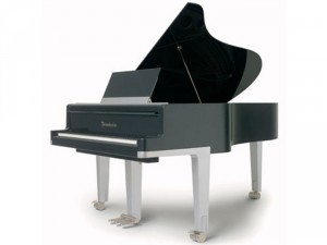 Klavierfüsse aus Aluguss