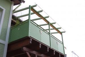 Balkon Modell V-Dekor_Detail